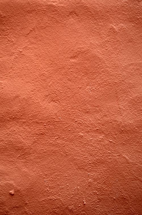 Abstract Background Texture Of Grungy Pink Terracotta