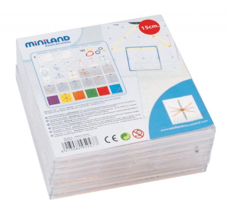 Miniland - Zadania matematyczne (95047)