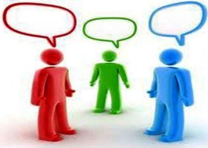 Contoh percakapan 3 orang dalam bahasa inggris dan artinya…