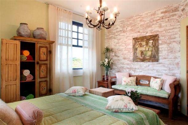A simplicidade dos quartos rústicos | Eu Também Decoro - Blog de decoração…