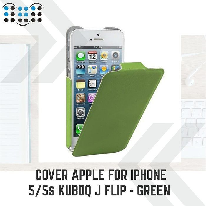 Flip Cover Apple iPhone 5/5S/5SE Kuboq J Flip  #case #iphone5 #iphone5s #flipcase #fashion