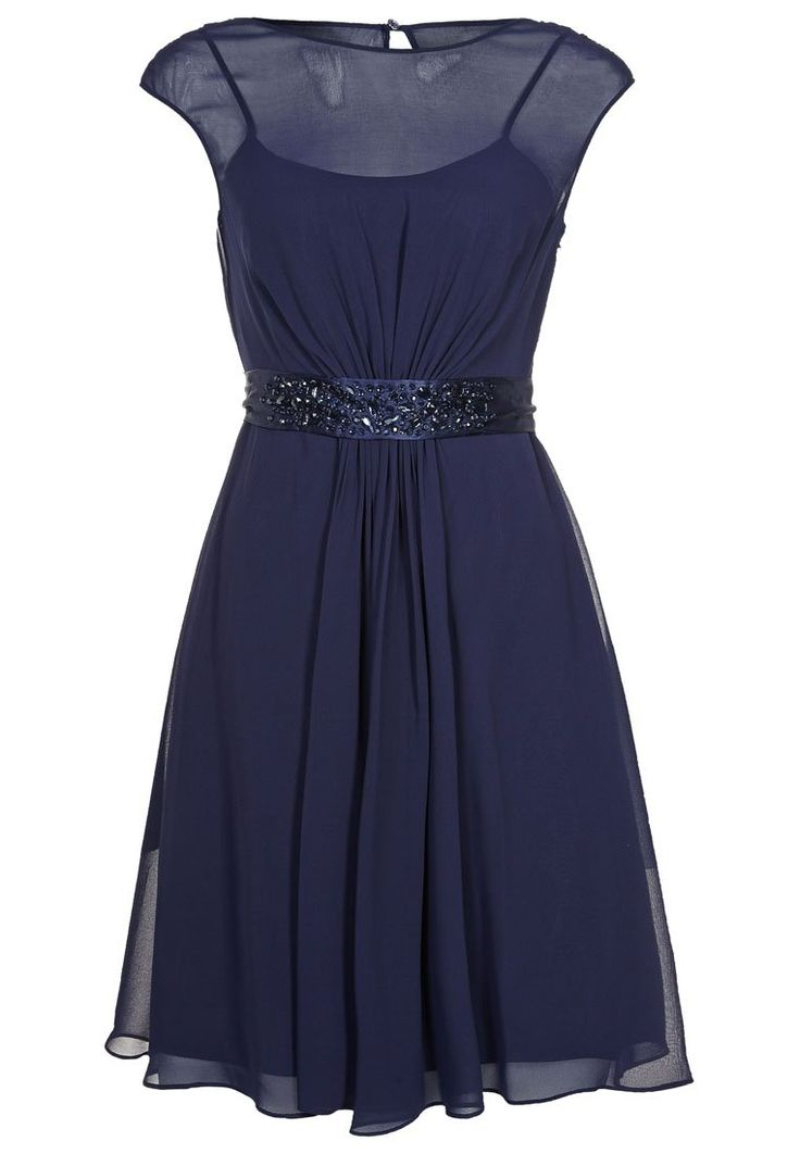 Coast - LORI - Cocktailkleid / festliches Kleid - blau