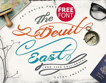"Check out new work on my @Behance portfolio: ""Devil East Free Font"" http://be.net/gallery/40857191/Devil-East-Free-Font"