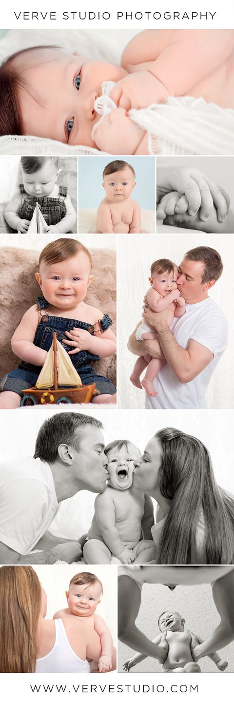 Gainesville and Jacksonville Newborn Family Photography Henry Six Month Baby Boy Portraits - gainesville florida and denver colorado wedding...