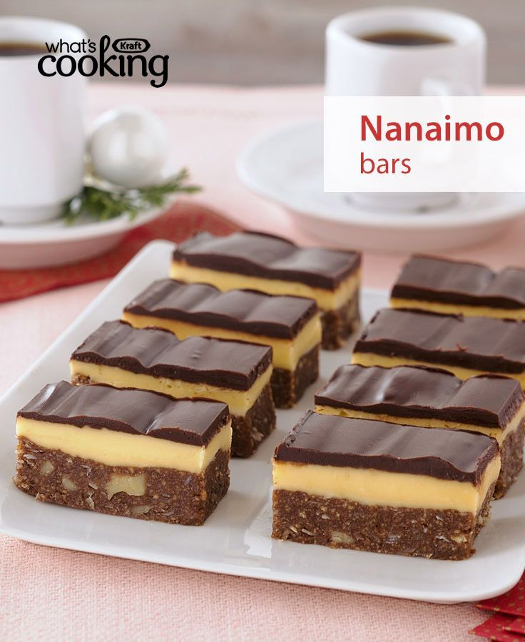 Canada Day Nanaimo Bar Cheesecake Recipe — Dishmaps