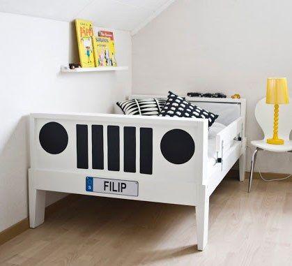 5 genial-einfache Ikea-Hacks fürs Kinderzimmer