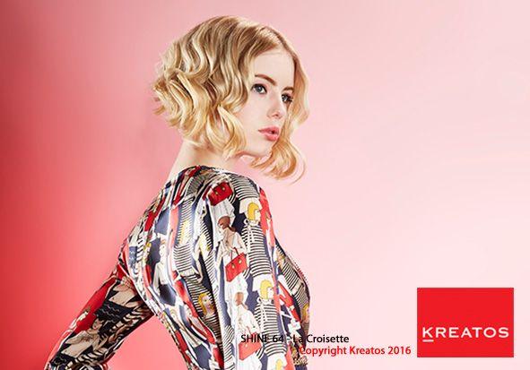 Kreatos kapsels voor vrouwen 2016 - La croisette - haar halflang blond golvend