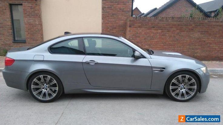 BMW E92 M3 2012  #bmw #forsale #unitedkingdom