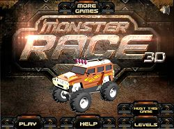 play one of most amazing online racing game Monster Race 3d  just at http://game4b.com/online-games/Monster-Race-3d