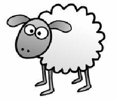 Bildergebnis für Schaf Strichzeichnungen