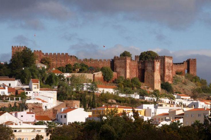 Silves Algarve portugal