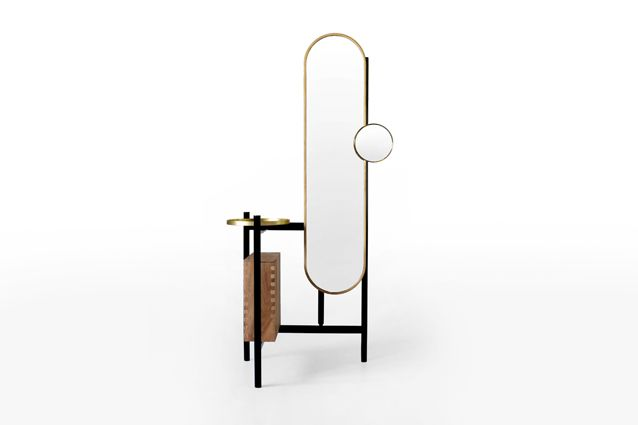 This is too beautiful! Boudoir by Neri and Hu for BD Barcelona. Check it out at Aybar Gallery :)