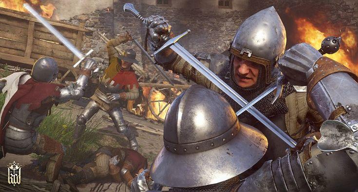 Kingdom Come: Deliverance take advantage of the technical potential of PS4 Pro Kingdom Come: Deliverance PS4