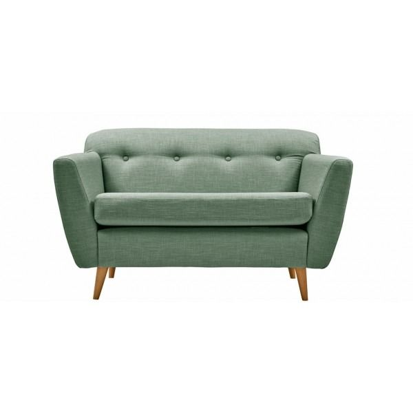 Jacob 2 Seater Sofa, available in 11 Stylish Colours. UK-Made, 5-year warranty, fast UK delivery & 21 day home trial.