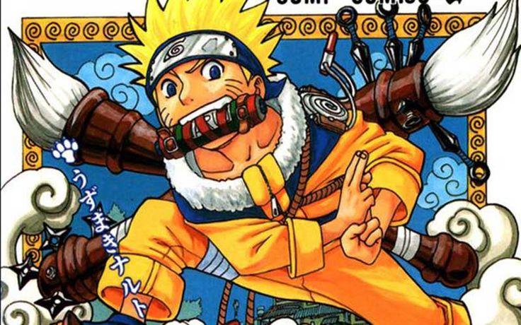 Naruto: Der Manga endet nun nach 15 Jahren   © Shonen Jump