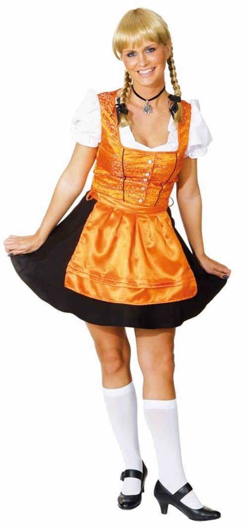 costume oktoberfest femme