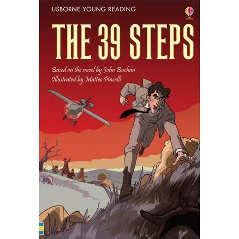 The 39 Steps (Usborne Young Reading Series 3)