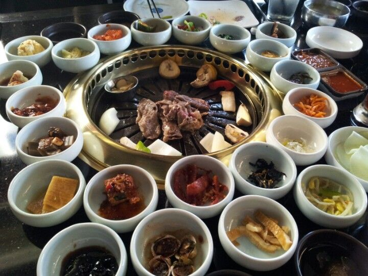 Genwa Korean BBQ in Los Angeles, CA