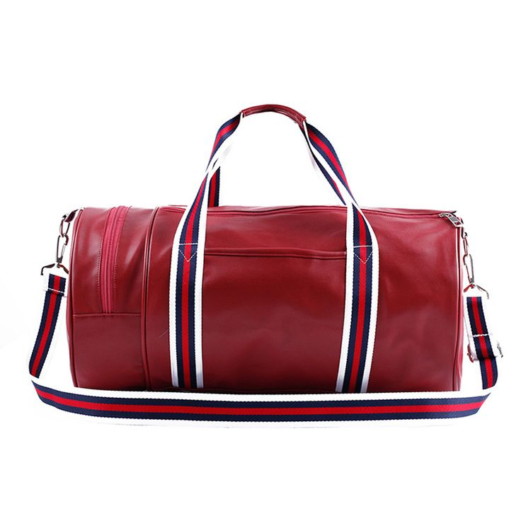Leather Outdoor Sports Duffel Bag //Price: $54.16 & FREE Shipping // #shoulderbag #vintage #bagsdesigns