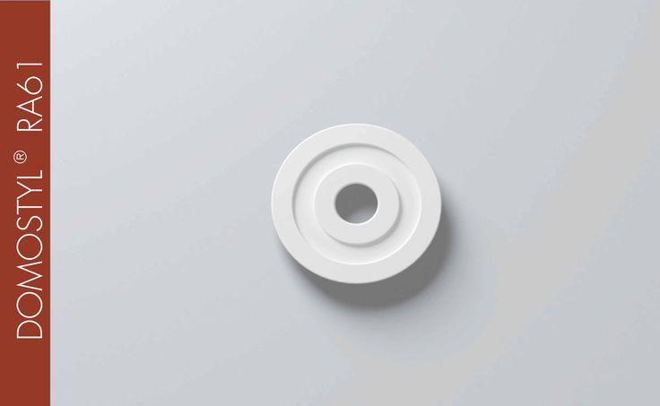DOMOSTYL® RA61 / H 420 x W 105 mm / T 15  mm