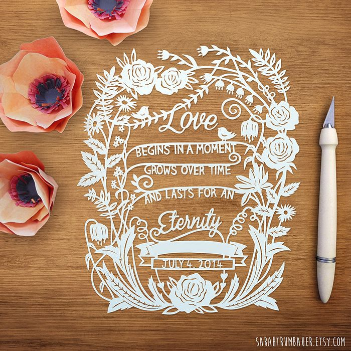 Etiquette Rules For Wedding Gifts: Pin On My Papercuts And Illustrations