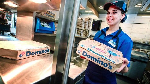 Domino's customer gets an unexpected offer of MDMA cocaine and more with their delivery