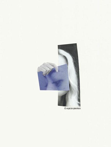 ways of holding a gaze 2 by Gemma Anton