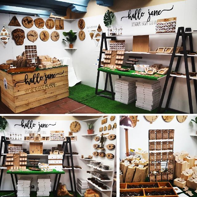 Our 1st KAMERS... Here's what you've been missing  #kamers2016 #hallojane #Capetown #castle #castleofgoodhope #buylocal #localsa #makersgonamake #feelit #feels #instagood #display #popup #craftshow #wood #bamboo #Friday #friyay #silver #protea #makers #grass #popupshop #shop #proudlysa #southafrica
