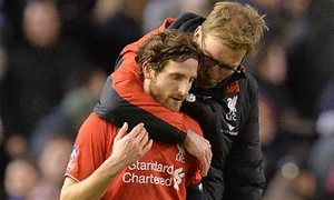 Watford explore summer moves for Liverpool pair Joe Allen and Jordon Ibe