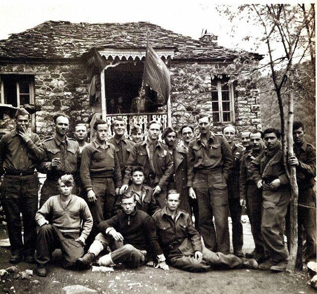 Σοβιετικοί στρατιώτες πολεμούν στις γραμμές του ΕΛΑΣ