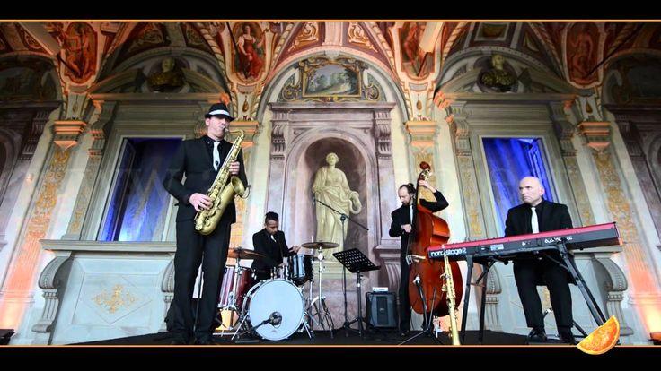 """ALMA PROJECT - GB Live Jazz QUARTET - """"Satin Doll"""" (D. Ellington) - Villa Corsini di Mezzomonte"""