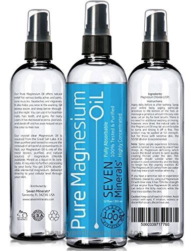 USP Grade MAGNESIUM OIL – BIG 12 oz – FREE eBook – Made in USA – SEE RESULTS OR – Best Cure for better Sleep, Leg Cramps, Restless Legs, Headaches, Migraines and more!  BUY NOW     $49.00      THE BEST SOLUTION FOR MAGNESIUM DEFICIENCY     80% of Americans suffer with low levels of Magnesium  according to the Worl ..  http://www.beautyandluxuryforu.top/2017/03/06/usp-grade-magnesium-oil-big-12-oz-free-ebook-made-in-usa-see-results-or-best-cure-for-better-sleep-leg-cramps-restl..