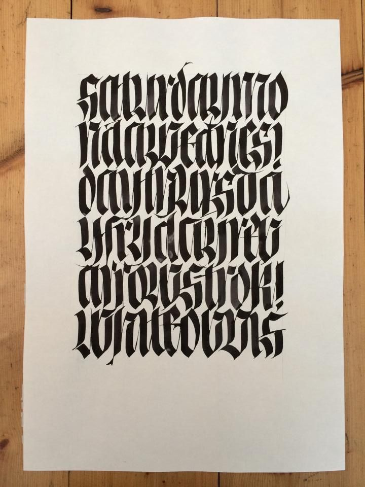 82 Best Calligraphy Images On Pinterest