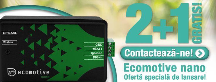 Promoția Ecomotive Nano 2 + 1 continuă!  Achiziționează 2 dispozitive Ecomotive Nano, și al 3-lea este GRATUIT!  Oferta este limitată! Contactează-ne acum!