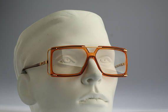 Cazal Mod 638 / NOS / 80S Vintage sunglasses / Glamorous