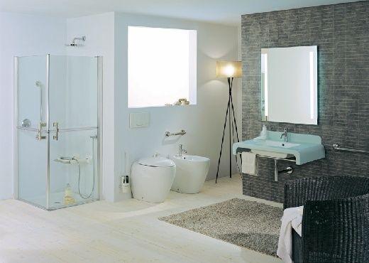 Oltre 25 fantastiche idee su bagno per disabili su for Arredo bagno per disabili