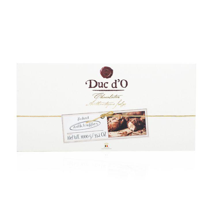 Duc d'O Maxi confezione truffle al latte (1kg)
