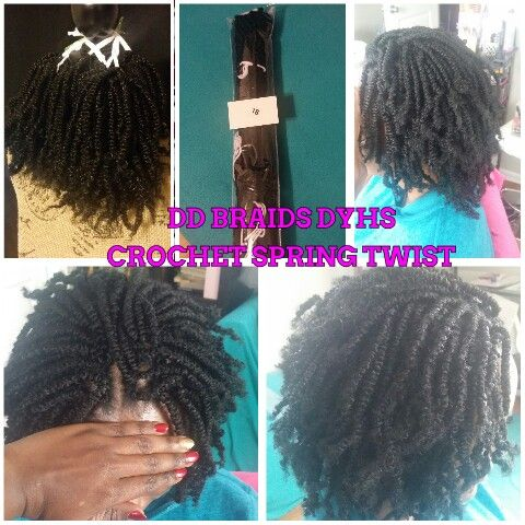 1000 images about protective style box braids crochet