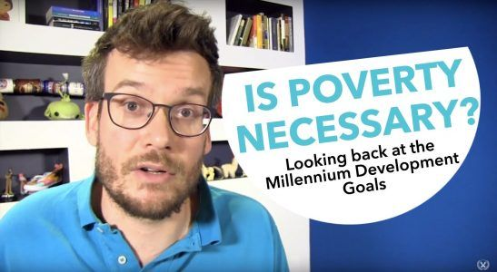 Is Poverty Necessary? Looking back at the Millennium Development Goals #news #alternativenews