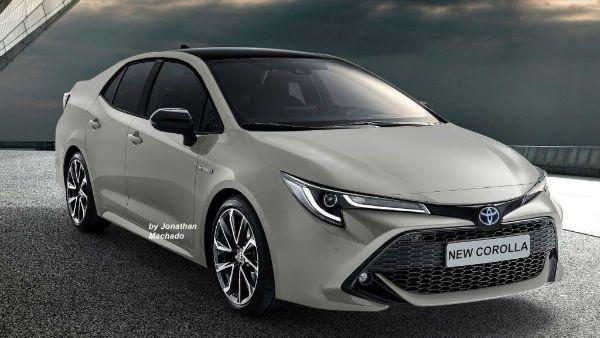Corolla 2020 Autos Vehiculos