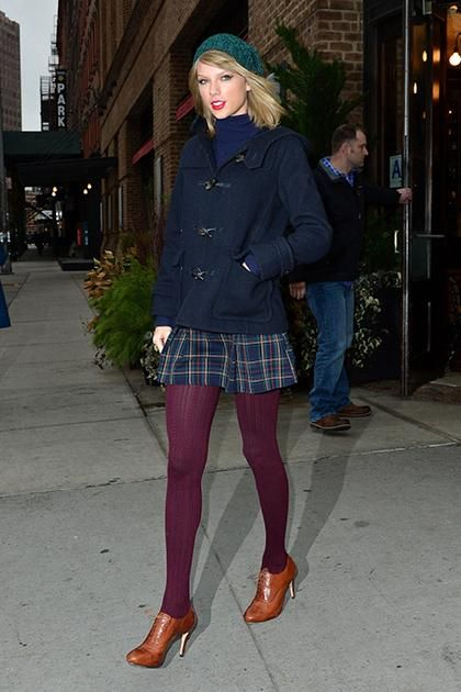 Taylor Swift's best street style moments—December 22, 2014