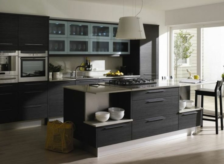 Just think about the wonders you could cook up in this fitted kitchen