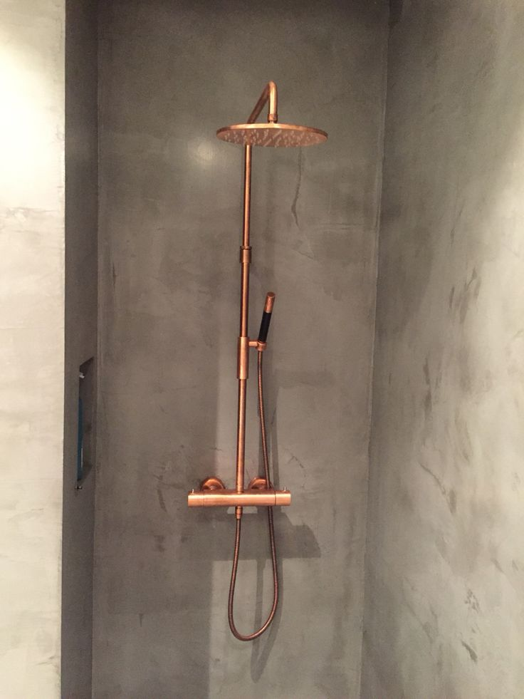 Tapwell copper shower TVM7200 edition 2