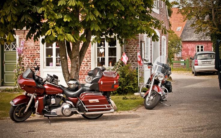 VISIT FANØ, DENMARK, FOR A RELAXING ISLAND HOLIDAY - www.motorbikeeurope.com/en/visit-fanoe-denmark