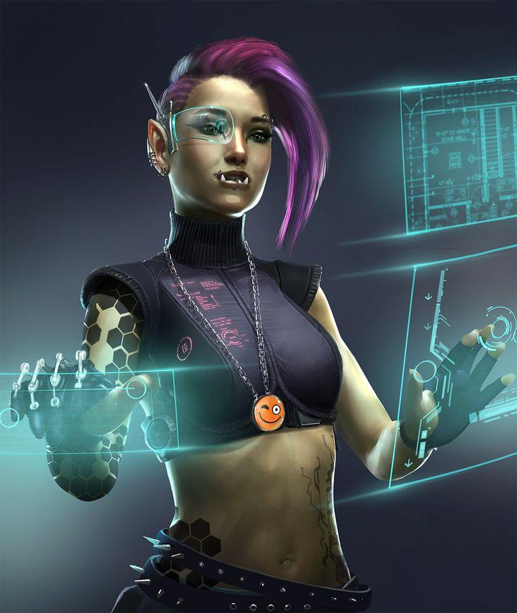 hacker Zer0 by PascaldeJong