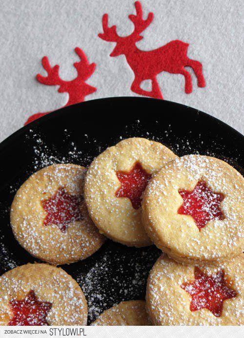 Kruche ciasteczka świąteczne – ale nie tylko świąteczne… na Stylowi.pl