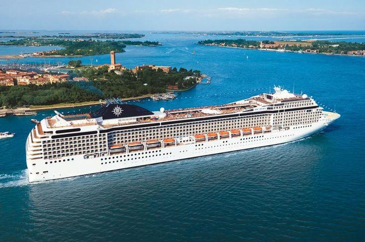 El MSC Musica es un barco concebido para que tenga un Crucero placentero...