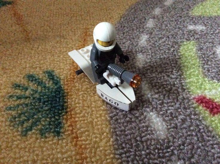 Lego bago nr. 6 Peter police