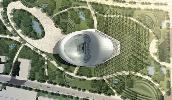 Organic/Sustainable Architecture