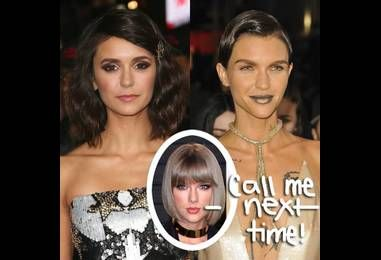 'Taylor Swift' Pranked Nina Dobrev — But It Went Really South!